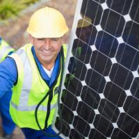 image assurance décennale pose de panneaux photovoltaiques