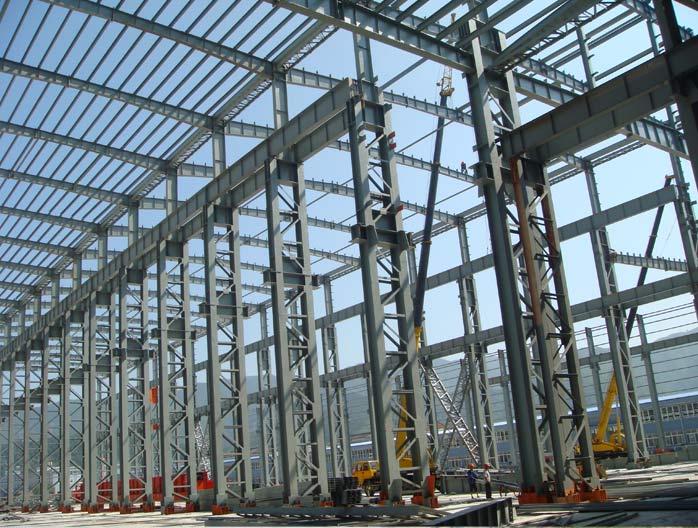 assurance décennale charpente et structure métallique